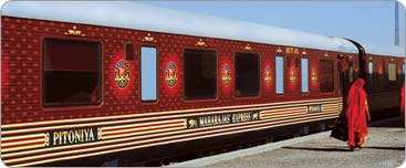 Indian Maharaja Express