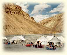 Base Camp, Ladakh