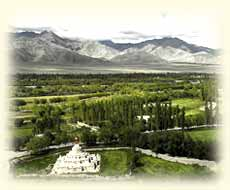 Indus River Valley, Ladakh